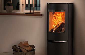 Aduro H2 combination stove